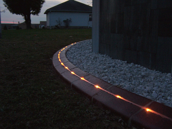 Kwik Kerb Eurostyle Landscape Lighting And Curb Lighting